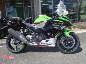 カワサキ/Ninja 400KRT  '21年モデル