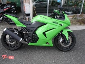 カワサキ/Ninja 250R 最終モデル