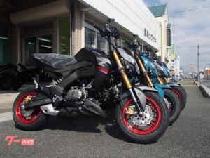 カワサキ/Z125PRO '21年モデル