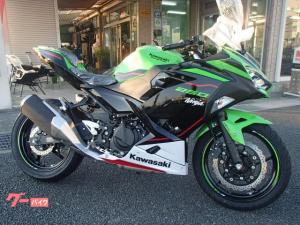 カワサキ/Ninja 250 KRT '21モデル
