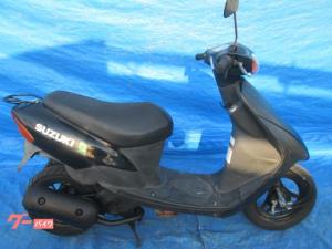スズキ/レッツII 2サイクル キャブ車 ブラック