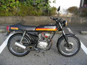 ホンダ/CB50S
