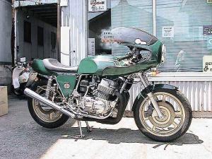 ホンダ/CB750K リックマン