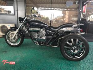 トライク/トライク(126~250cc)マグナべース