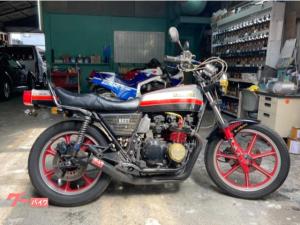 カワサキ/Z400FX リミテッド 当時物 限定500台生産モデル