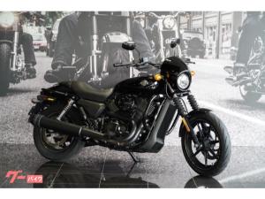 HARLEY-DAVIDSON/XG750 ストリート750 エンジンガード ワンオーナー