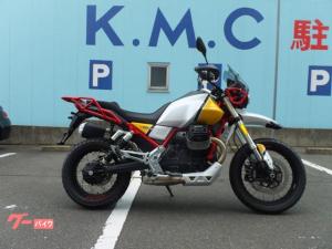 MOTO GUZZI/V85 TT プレミアムグラフィック ABS トラクションコントロール ライドバイワイヤ クルーズコントロール 縦置きVツイン