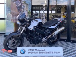 BMW/F800R BMW認定中古車 ワンオーナ車両 ETC車載器 グリップヒーター