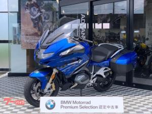 BMW/R1250RT BMW認定中古車 21年モデル アクティブクルーズコントロール 10.25インチ液晶メーター ETC2.0