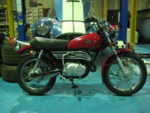 ヤマハ/FT50