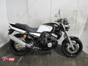 ホンダ/CB400Super FourバージョンS 白黒CBXカラー 新品バッテリー