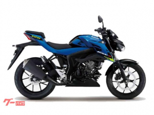 スズキ/GSX-S125 2021年モデル