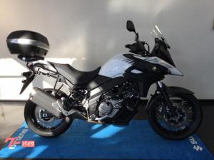 スズキ/V-ストローム650XT ABS ホワイト