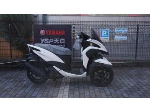 ヤマハ/トリシティ155 ABS ホワイト 新車