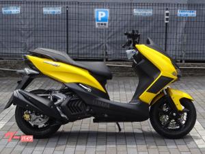 ヤマハ/マジェスティS 2021年モデル イエロー 新車