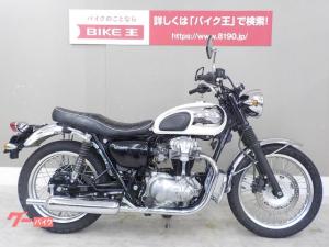 カワサキ/W400 エンジンガード サイドバッグサポート