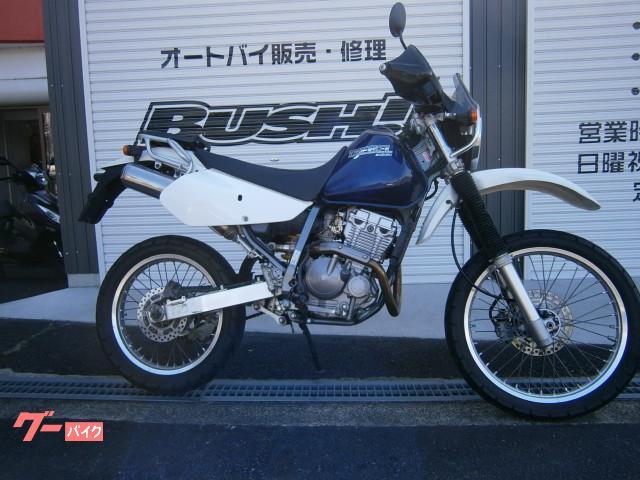スズキ ジェベル250XCの画像(三重県