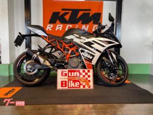 KTM/RC390 WPカスタム