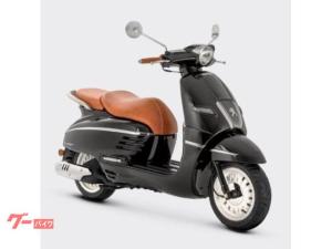 PEUGEOT/ジャンゴ125ABSモノトーンモデル インクブラック