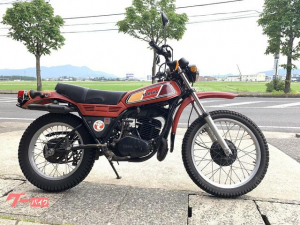 ヤマハ/DT250