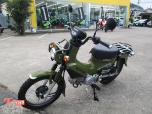 ホンダ/クロスカブ110 JA45 2021年モデル