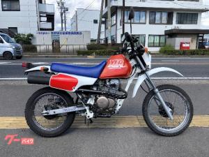 ホンダ/XLR80R