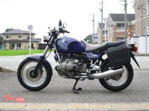 BMW/R100R 純正シティケース付き
