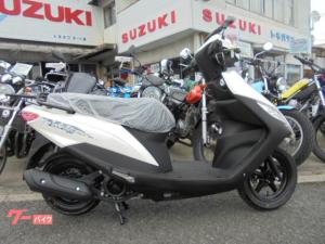 スズキ/アドレス125 2020モデル
