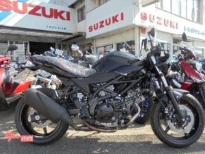 スズキ/SV650X 2020モデル