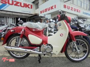 ホンダ/スーパーカブC125 ABS EUR