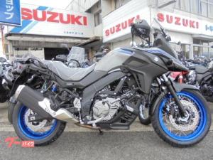 スズキ/V-ストローム650XT 2021モデル