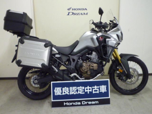 ホンダ/CRF1000L Africa Twin DCT HondaDREAM優良認定中
