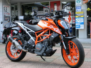 KTM/390デューク ABS  新型2017年モデル KTM正規車両