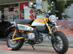 ホンダ/モンキー125  最新2020年モデル