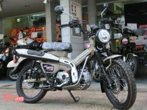 ホンダ/CT125ハンターカブ  新型2020年モデル 国内正規
