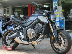 ホンダ/CB650R ABS  '19モデル EUR仕様