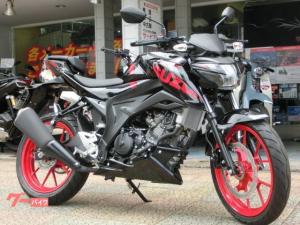 スズキ/GSX-S125 ABS  最新2020年モデル 国内仕様