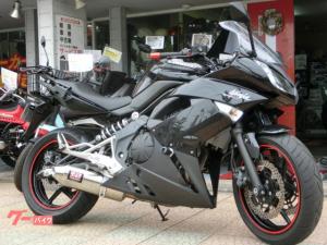 カワサキ/Ninja 400R  ETC・ヨシムラサイレンサー・ギヤインジケーター等カスタム多数
