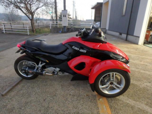 BRP/can-am SPYDER ST-S