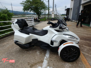 BRP/can-am SPYDER RT-S