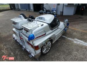 ホンダ/ゴールドウイング GL1500SE サイドトライク