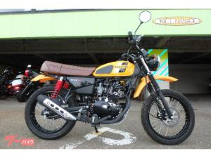 カワサキ/W175TR