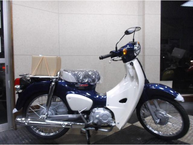 ホンダ スーパーカブ50 LEDモデルの画像(静岡県