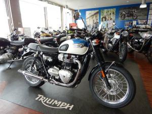 TRIUMPH/ボンネビルT100 2019年モデル