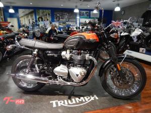 TRIUMPH/ボンネビルT120 20年モデル スクリーン付