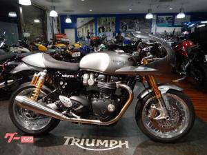 TRIUMPH/スラクストン1200R 1オーナー18モデル ETC等付