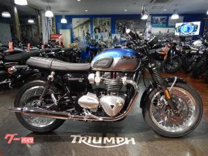 TRIUMPH/ボンネビルT120 最新モデル