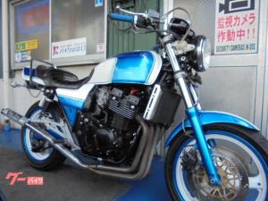 スズキ/GSX400インパルス 青白