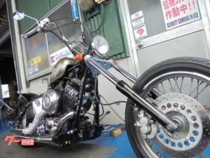 ヤマハ/ドラッグスター400 カスタム