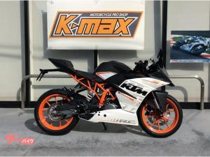 KTM/RC250 ABS 2015モデル EUR仕様